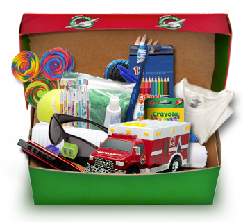 Website-Shoe Box Program