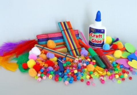 Crafts product categories dollars cents stores for Craft by waste things