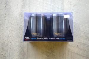 Valentines Gifts under $25 - stemless wine glasses