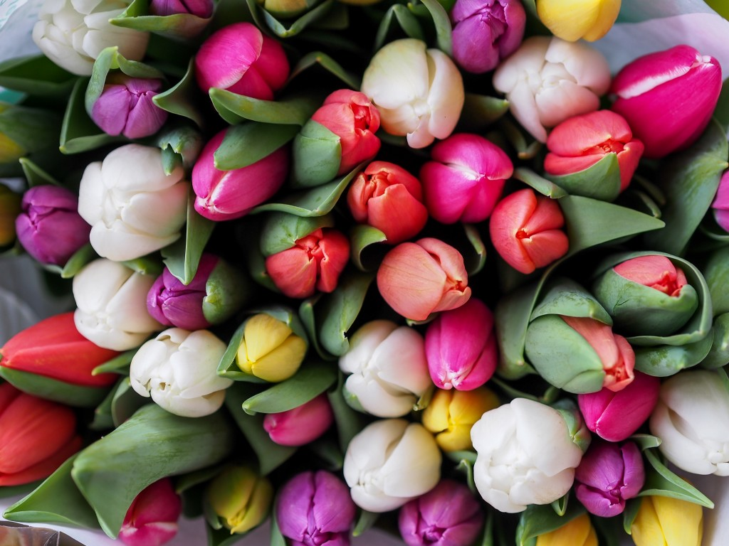 inspiring Easter Brunch Ideas Tulips